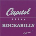 CD✦CAPITOL ROCKABILLY Vol. 1✦ 50s Rockabilly From The Vaults Of Capitol Records♫
